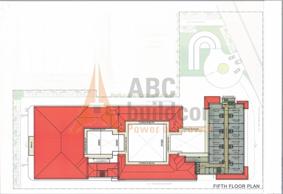 Dlf galleria 91 sec 91 dlf garden city gurgaon for Landcraft homes floor plans