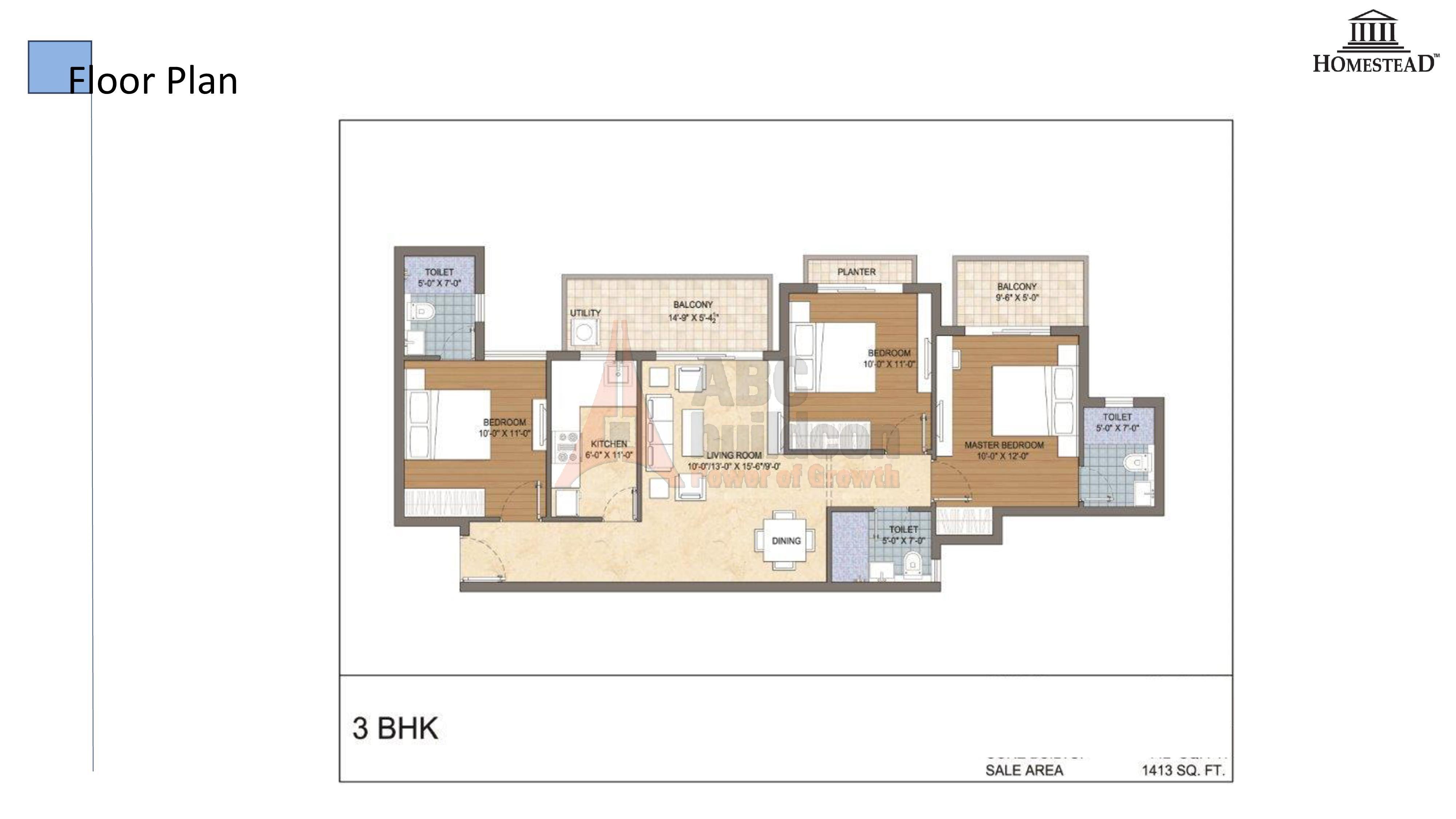 Landcraft Homes Floor Plans: Homestead Cuteburrow Residences Sohna