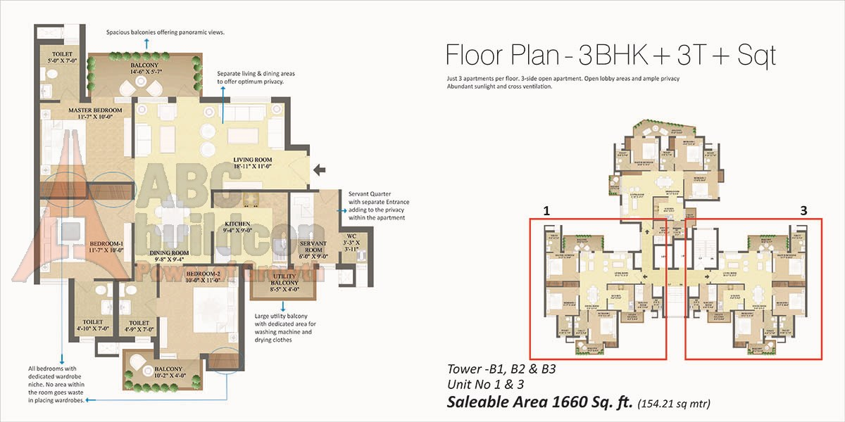 Sare sports parc sector 92 pataudi road gugraon for Landcraft homes floor plans