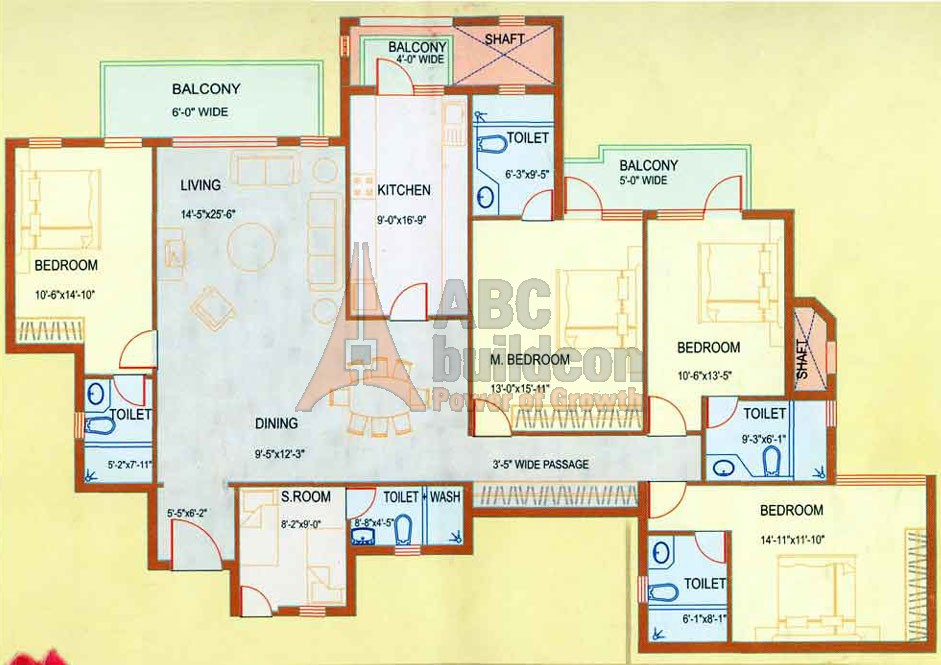 1200sq ft house plans joy studio design gallery best for Quadruplex floor plans