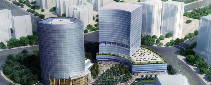 DLF One Horizon Center
