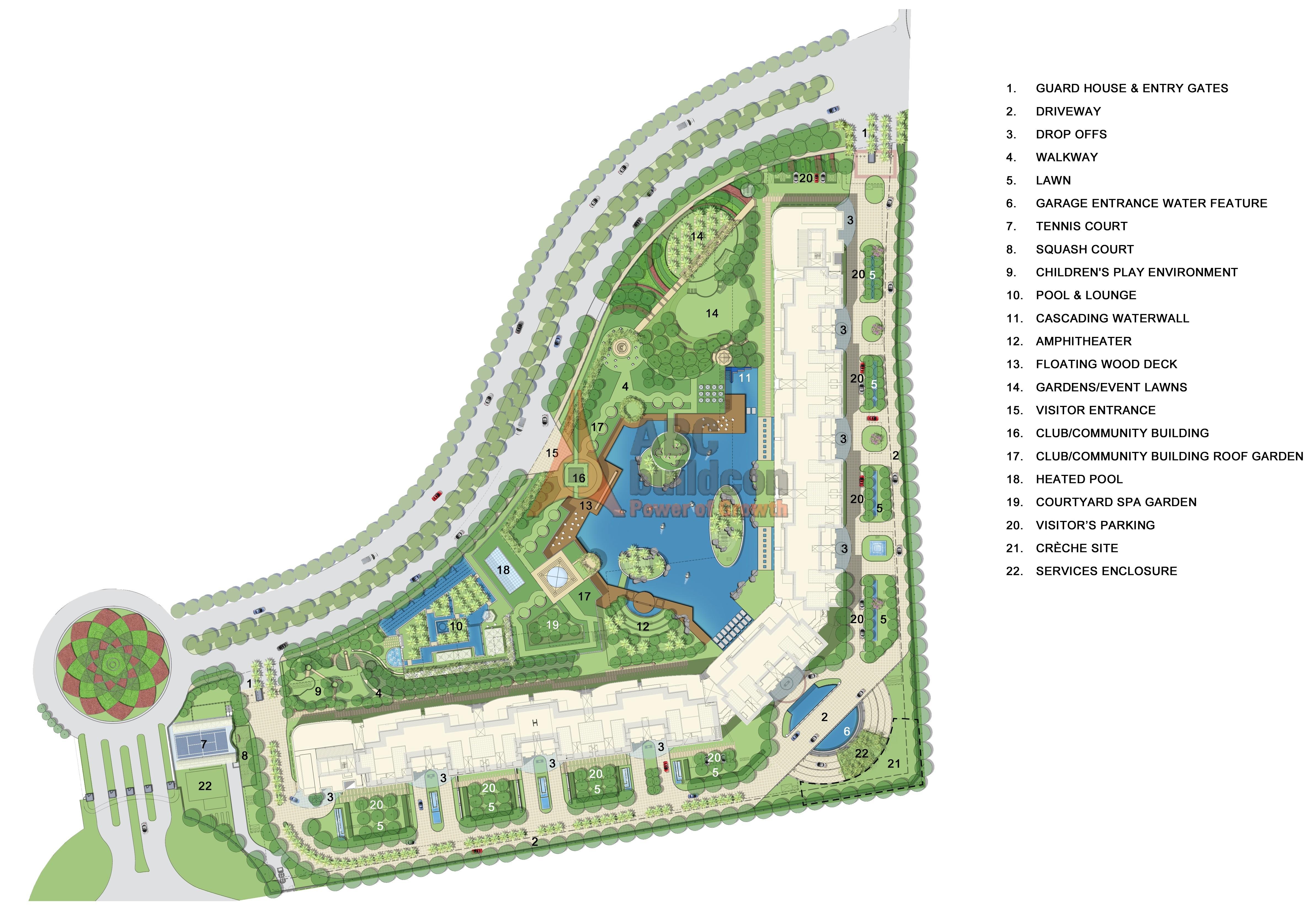Dlf Camellias Golf Course Road Gurgaon