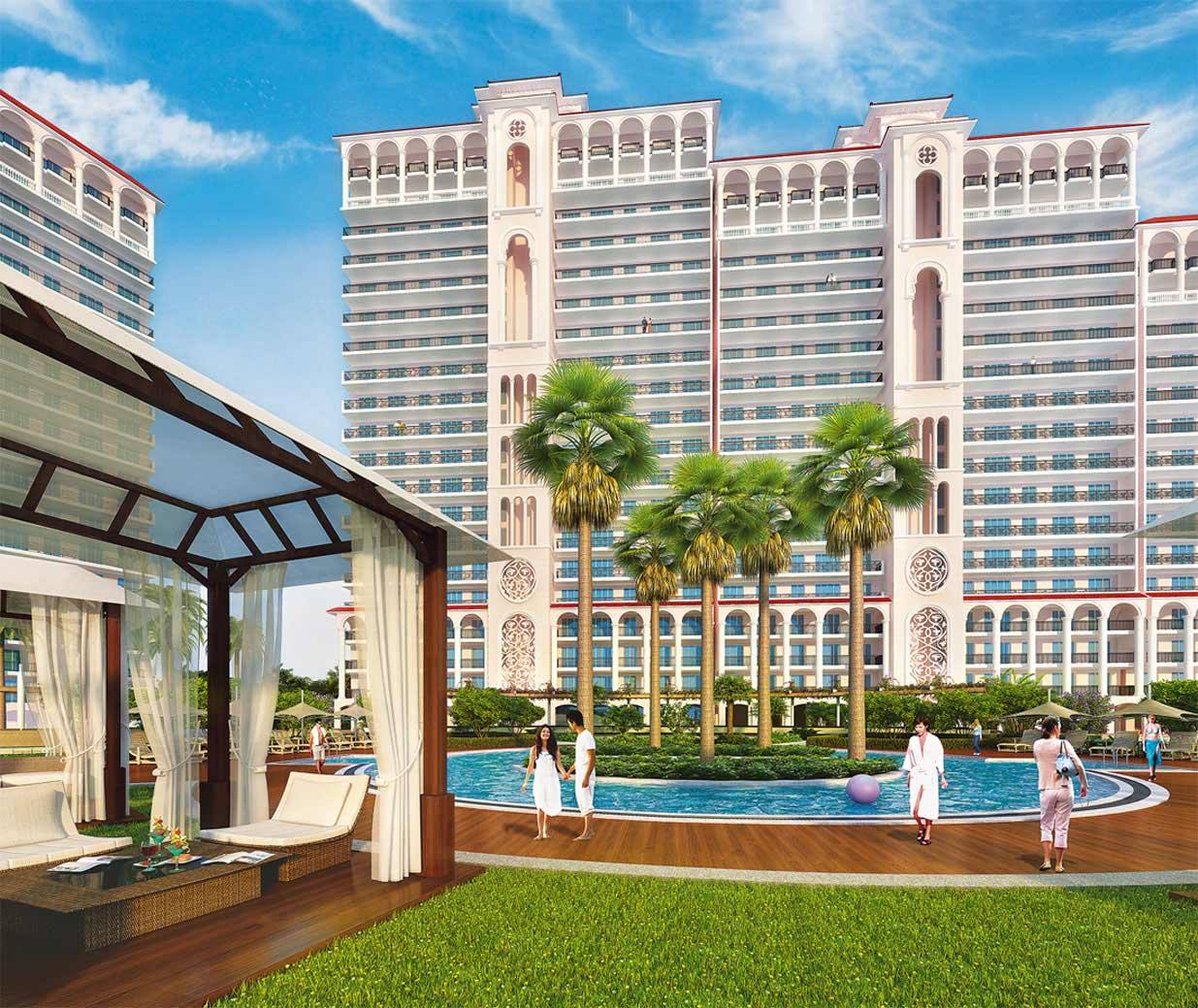 Dlf Garden City Sector  Gurgaon