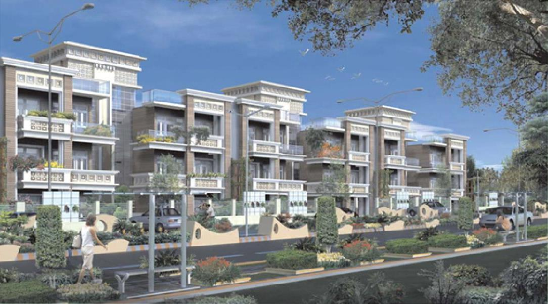Ansal Mulberry Homes