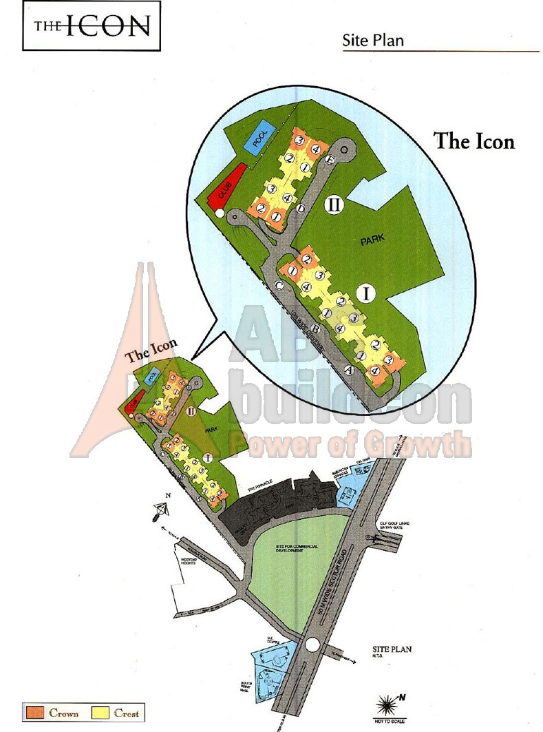 Dlf Icon Golf Course Road Gurgaon
